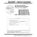 Sharp MX-4140N, MX-4141N, MX-5140N, MX-5141N (serv.man9) Service Manual