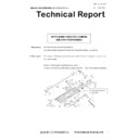 Sharp MX-5050N, MX-5050V, MX-5070N, MX-5070V, MX-6050N, MX-6050V, MX-6070N, MX-6070V (serv.man19) Technical Bulletin
