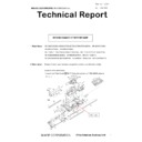 Sharp MX-5050N, MX-5050V, MX-5070N, MX-5070V, MX-6050N, MX-6050V, MX-6070N, MX-6070V (serv.man22) Technical Bulletin