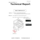 Sharp MX-5050N, MX-5050V, MX-5070N, MX-5070V, MX-6050N, MX-6050V, MX-6070N, MX-6070V (serv.man27) Technical Bulletin