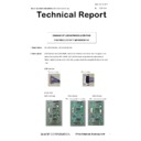 Sharp MX-5050N, MX-5050V, MX-5070N, MX-5070V, MX-6050N, MX-6050V, MX-6070N, MX-6070V (serv.man28) Technical Bulletin