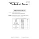 Sharp MX-5050N, MX-5050V, MX-5070N, MX-5070V, MX-6050N, MX-6050V, MX-6070N, MX-6070V (serv.man29) Technical Bulletin