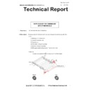 Sharp MX-5050N, MX-5050V, MX-5070N, MX-5070V, MX-6050N, MX-6050V, MX-6070N, MX-6070V (serv.man30) Technical Bulletin