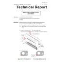 Sharp MX-5050N, MX-5050V, MX-5070N, MX-5070V, MX-6050N, MX-6050V, MX-6070N, MX-6070V (serv.man31) Technical Bulletin