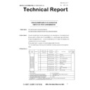 Sharp MX-5050N, MX-5050V, MX-5070N, MX-5070V, MX-6050N, MX-6050V, MX-6070N, MX-6070V (serv.man33) Technical Bulletin