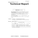 Sharp MX-5050N, MX-5050V, MX-5070N, MX-5070V, MX-6050N, MX-6050V, MX-6070N, MX-6070V (serv.man35) Technical Bulletin