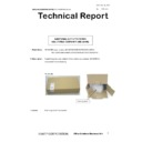 Sharp MX-5050N, MX-5050V, MX-5070N, MX-5070V, MX-6050N, MX-6050V, MX-6070N, MX-6070V (serv.man38) Technical Bulletin