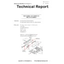 Sharp MX-5050N, MX-5050V, MX-5070N, MX-5070V, MX-6050N, MX-6050V, MX-6070N, MX-6070V (serv.man42) Technical Bulletin