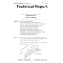 Sharp MX-5050N, MX-5050V, MX-5070N, MX-5070V, MX-6050N, MX-6050V, MX-6070N, MX-6070V (serv.man43) Technical Bulletin