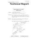 Sharp MX-5050N, MX-5050V, MX-5070N, MX-5070V, MX-6050N, MX-6050V, MX-6070N, MX-6070V (serv.man44) Technical Bulletin