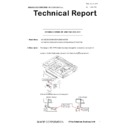 Sharp MX-5050N, MX-5050V, MX-5070N, MX-5070V, MX-6050N, MX-6050V, MX-6070N, MX-6070V (serv.man46) Technical Bulletin
