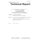 Sharp MX-5050N, MX-5050V, MX-5070N, MX-5070V, MX-6050N, MX-6050V, MX-6070N, MX-6070V (serv.man49) Technical Bulletin