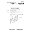 Sharp MX-5050N, MX-5050V, MX-5070N, MX-5070V, MX-6050N, MX-6050V, MX-6070N, MX-6070V (serv.man51) Technical Bulletin