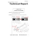 Sharp MX-5050N, MX-5050V, MX-5070N, MX-5070V, MX-6050N, MX-6050V, MX-6070N, MX-6070V (serv.man57) Technical Bulletin