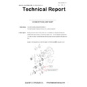Sharp MX-5050N, MX-5050V, MX-5070N, MX-5070V, MX-6050N, MX-6050V, MX-6070N, MX-6070V (serv.man58) Technical Bulletin