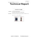 Sharp MX-5050N, MX-5050V, MX-5070N, MX-5070V, MX-6050N, MX-6050V, MX-6070N, MX-6070V (serv.man59) Technical Bulletin