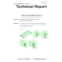 Sharp MX-5050N, MX-5050V, MX-5070N, MX-5070V, MX-6050N, MX-6050V, MX-6070N, MX-6070V (serv.man64) Technical Bulletin