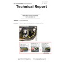Sharp MX-5050N, MX-5050V, MX-5070N, MX-5070V, MX-6050N, MX-6050V, MX-6070N, MX-6070V (serv.man65) Technical Bulletin