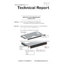 Sharp MX-5050N, MX-5050V, MX-5070N, MX-5070V, MX-6050N, MX-6050V, MX-6070N, MX-6070V (serv.man69) Technical Bulletin