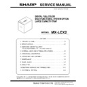 Sharp MX-5500N, MX-6200N, MX-7000N (serv.man10) Peripheral