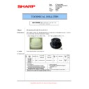 Sharp MX-5500N, MX-6200N, MX-7000N (serv.man139) Technical Bulletin