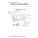 Sharp MX-5500N, MX-6200N, MX-7000N (serv.man158) Technical Bulletin