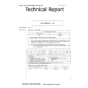 MX-5500N, MX-6200N, MX-7000N (serv.man160) Technical Bulletin