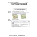 Sharp MX-5500N, MX-6200N, MX-7000N (serv.man170) Technical Bulletin