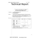 Sharp MX-5500N, MX-6200N, MX-7000N (serv.man174) Technical Bulletin