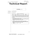 Sharp MX-5500N, MX-6200N, MX-7000N (serv.man213) Technical Bulletin