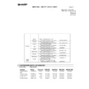 MX-5500N, MX-6200N, MX-7000N (serv.man216) Regulatory Data