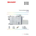 Sharp MX-5500N, MX-6200N, MX-7000N (serv.man6) Handy Guide
