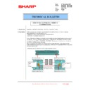 Sharp MX-6500N, MX-7500N (serv.man102) Technical Bulletin