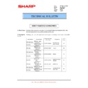 Sharp MX-6500N, MX-7500N (serv.man114) Technical Bulletin