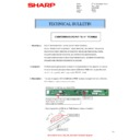 Sharp MX-6500N, MX-7500N (serv.man122) Technical Bulletin