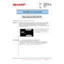 Sharp MX-6500N, MX-7500N (serv.man131) Technical Bulletin