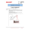 Sharp MX-6500N, MX-7500N (serv.man145) Technical Bulletin
