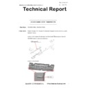 Sharp MX-6500N, MX-7500N (serv.man60) Technical Bulletin