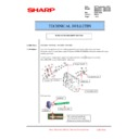 Sharp MX-6500N, MX-7500N (serv.man85) Technical Bulletin