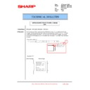 Sharp MX-6500N, MX-7500N (serv.man90) Technical Bulletin