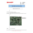 Sharp MX-B201D (serv.man20) Technical Bulletin