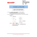 Sharp MX-B201D (serv.man25) Technical Bulletin