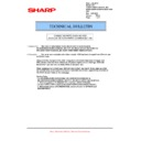 Sharp MX-B201D (serv.man27) Technical Bulletin