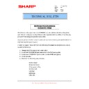 Sharp MX-B201D (serv.man3) Handy Guide