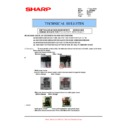 Sharp MX-B201D (serv.man30) Technical Bulletin