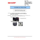 Sharp MX-C380P, MX-C400P, MX-B380P, MX-B382P, MX-B400P (serv.man26) Technical Bulletin