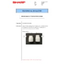 Sharp MX-M266N, MX-M316N, MX-M356N (serv.man116) Technical Bulletin