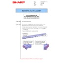 Sharp MX-M266N, MX-M316N, MX-M356N (serv.man119) Technical Bulletin
