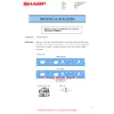 Sharp MX-M266N, MX-M316N, MX-M356N (serv.man127) Technical Bulletin