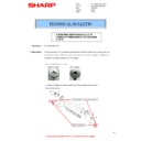 Sharp MX-M266N, MX-M316N, MX-M356N (serv.man131) Technical Bulletin